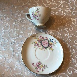Lefton china hand painted